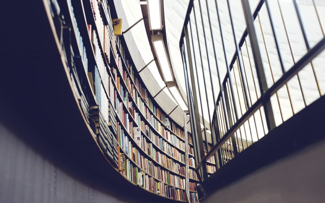 Libraries: An outdated service, or a strategic differentiator? Depends on your perception.