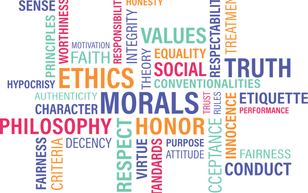 Ethics: the Good, the Bad, and the Useful.